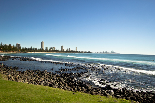 breathtaking gold coast beaches