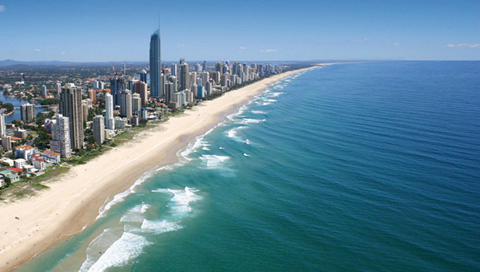 Gold Coast on a shoestring