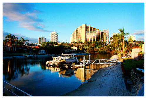 favourite gold coast suburbs