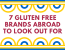 7 gluten free brands abroad to look out for