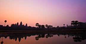 Cambodia in Photographs